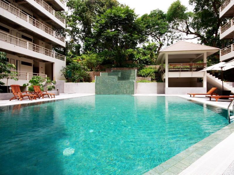 The Green Golf Condominium - Hotell och Boende i Thailand i Asien