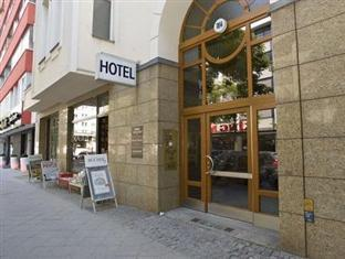Hotel Eden am Zoo Berlin - Utsiden av hotellet