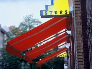 Steps Hotel Berlin - Gästrum