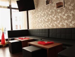 호텔 판코우 베를린 - 커피숍/카페