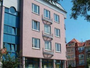 Hotel Pankow Berliin - Hotelli välisilme