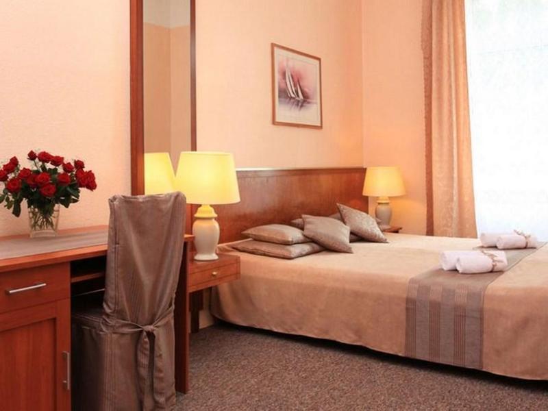 Hotel Pension Arche برلين