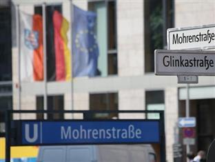 Cityhostel Berlin Berlim - Imediações