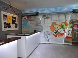 Cityhostel Berlin Berlin - Resepsionis