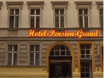 Hotel-Pension-Grand Berlijn
