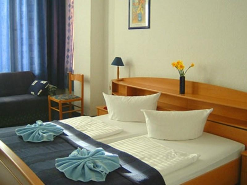 City Pension Berlin - Hotell och Boende i Tyskland i Europa