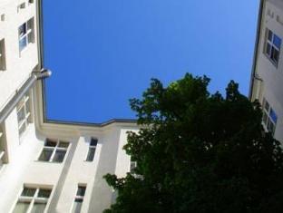 Pension Rheingold Berliin - Hotelli välisilme