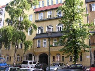 Hotel-Pension Waizenegger Berlin - A szálloda kívülről
