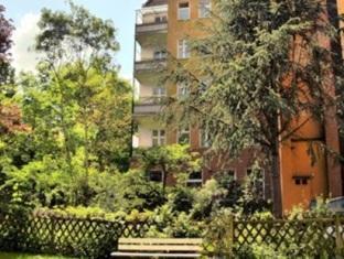 格拉夫普克爾酒店 柏林 - 花園