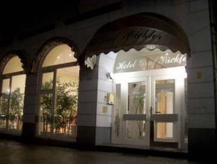 Hotel Graf Puckler Berlynas - Viešbučio išorė
