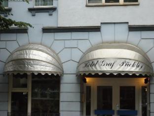 Hotel Graf Puckler ברלין - בית המלון מבחוץ