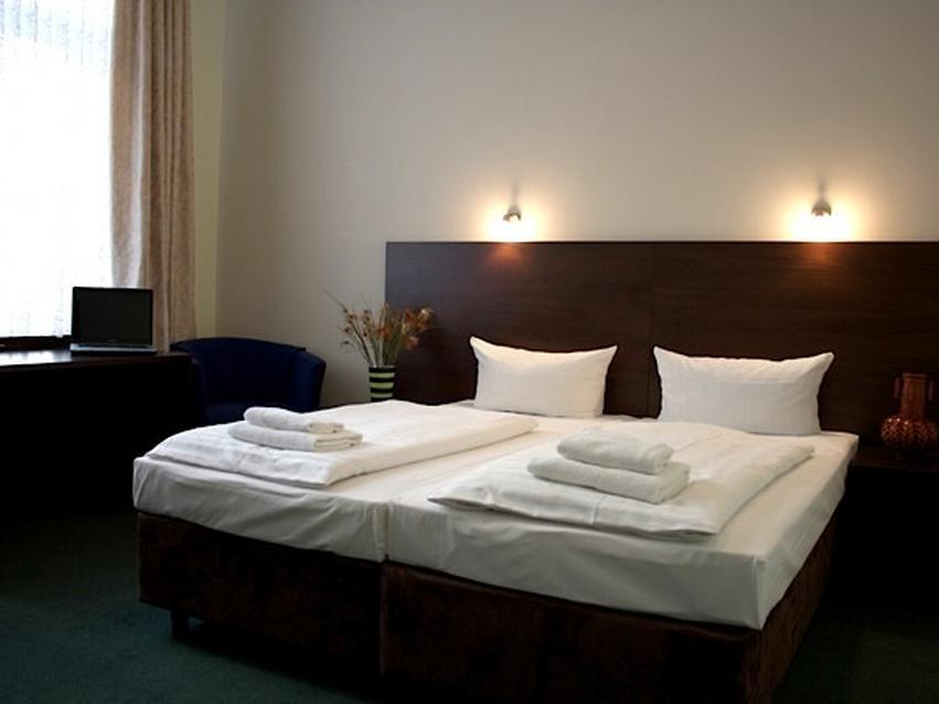 Arta Lenz Hotel Berlin - Double Room