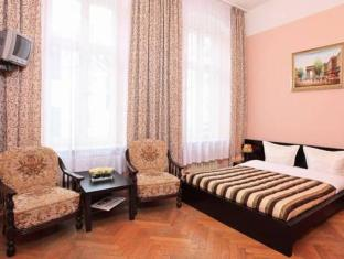 Hotel-Pension Cortina Berlin - Chambre
