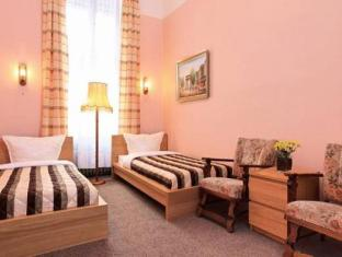 Hotel-Pension Cortina Berlin - Vendégszoba