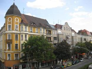 Hotel am Hermannplatz Berlin - A szálloda kívülről
