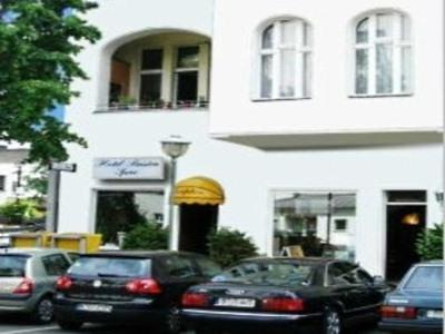 Hotel-Pension Spree Берлин