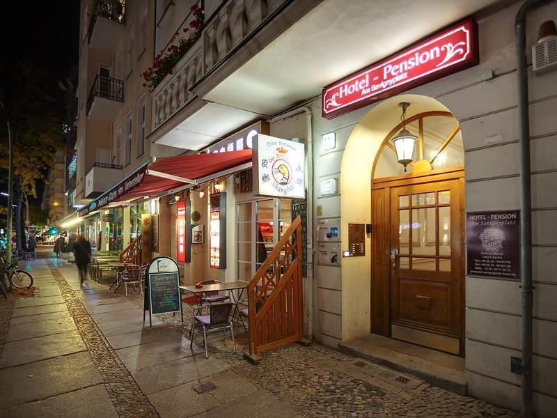 Hotel-Pension am Savignyplatz - Hotell och Boende i Tyskland i Europa