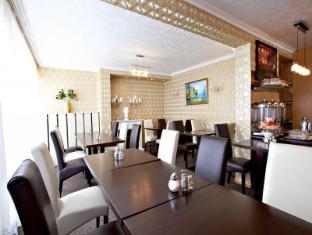 ホテル アマデウス アム クアフーステンダム ベルリン - レストラン