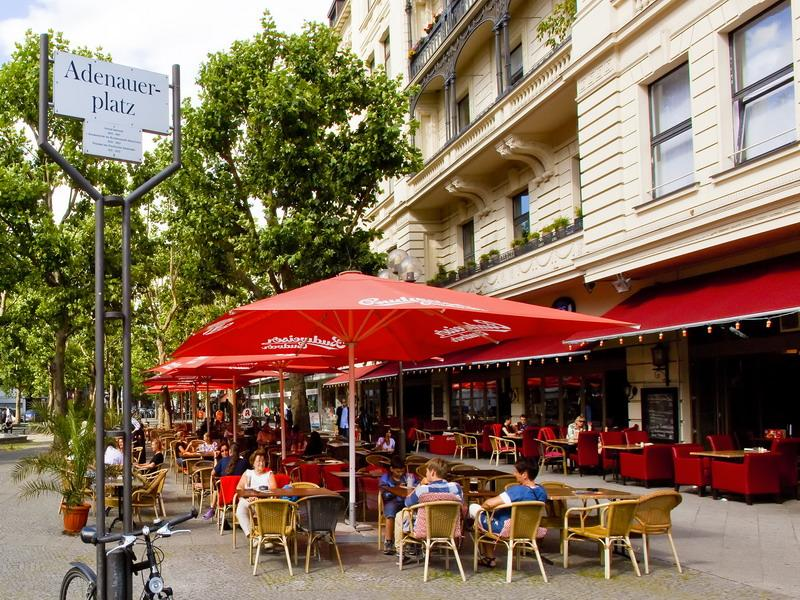 Hotel Amadeus am Kurfuerstendamm - Hotell och Boende i Tyskland i Europa