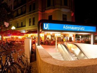 Hotel Amadeus am Kurfuerstendamm Berlín - Okolí