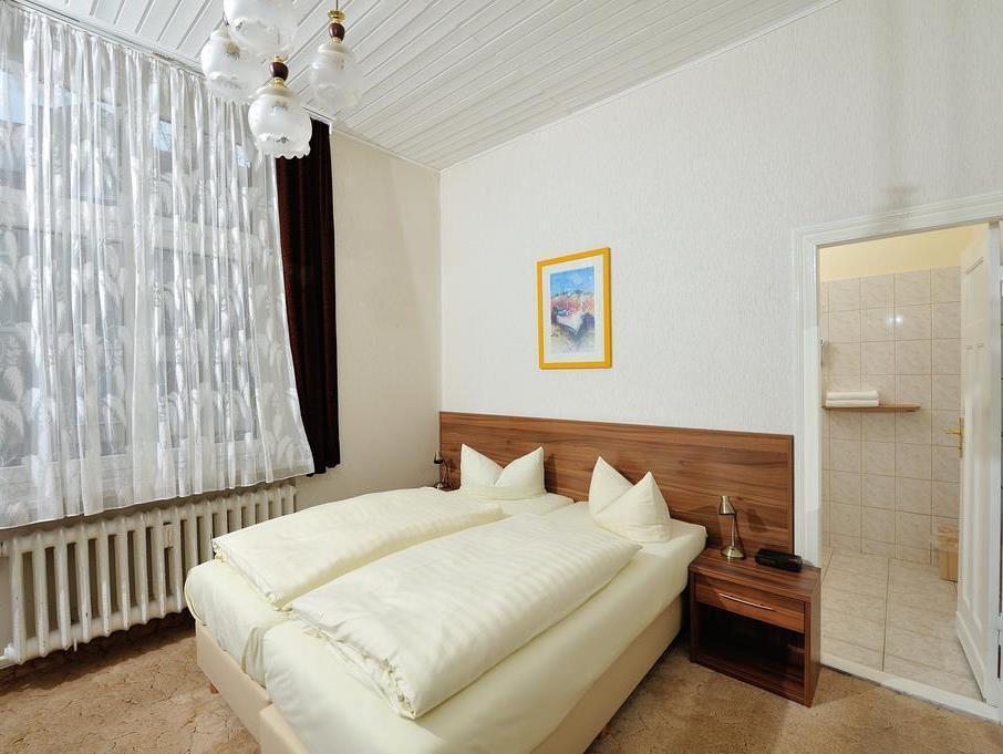 Hotelpension Margrit Berlin - Hotellet udefra
