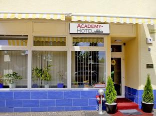 Academy Hotel Berlynas - Viešbučio išorė