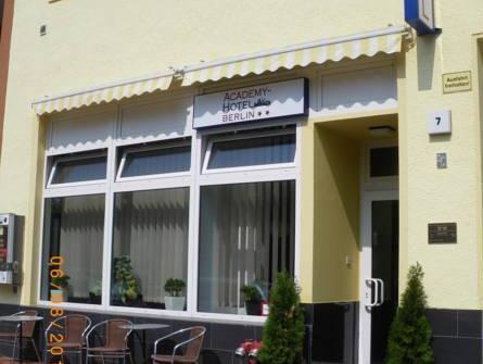学院酒店 柏林 - 酒店外观