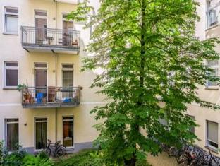 Hotel 1A Apartment Berlin Берлин - Фасада на хотела