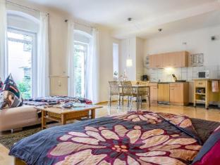 ホテル 1A アパートメント ベルリン ベルリン - 客室