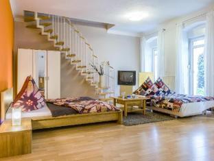 Hotel 1A Apartment Berlin ברלין - מטבח