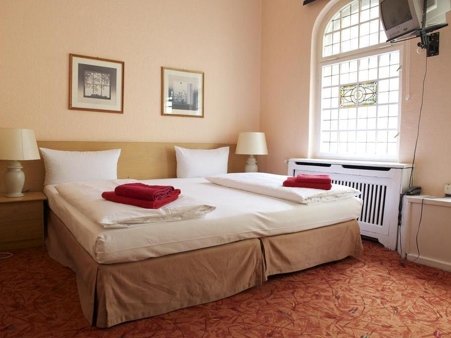 Hotel Castell am Ku'damm - Hotell och Boende i Tyskland i Europa