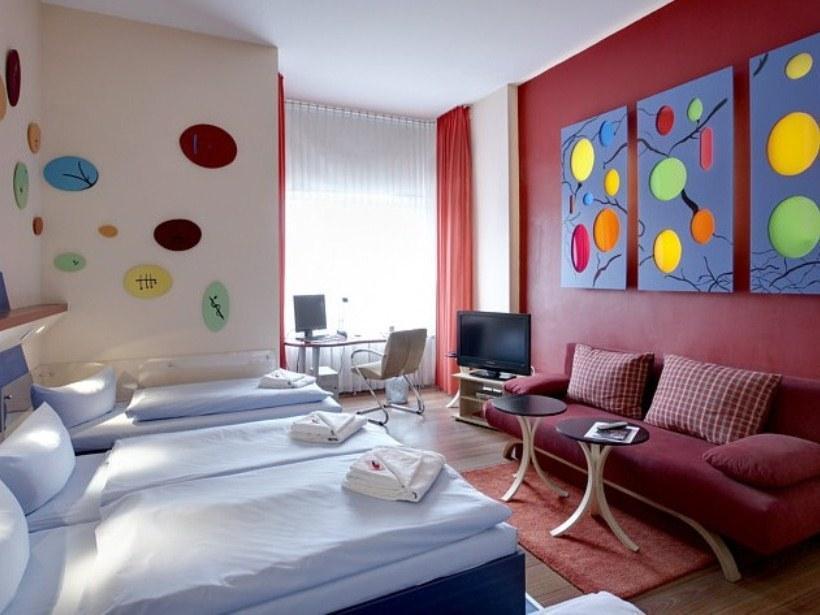 Art Hotel Charlottenburger Hof Berlin - Hotell och Boende i Tyskland i Europa