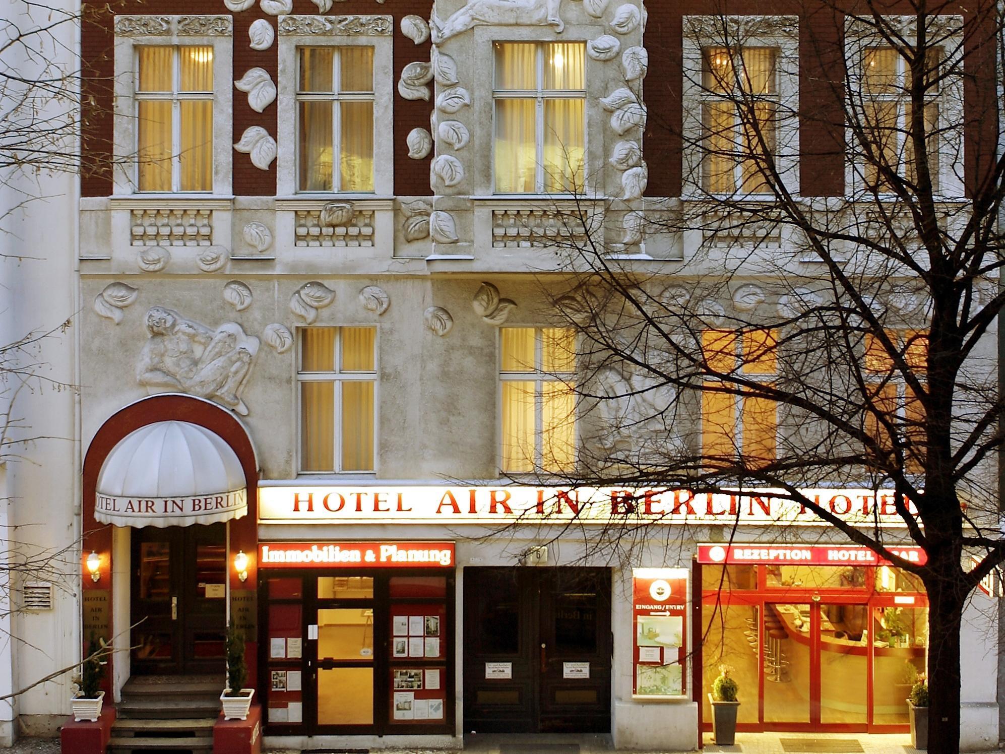 Air In Berlin Hotel - Hotell och Boende i Tyskland i Europa