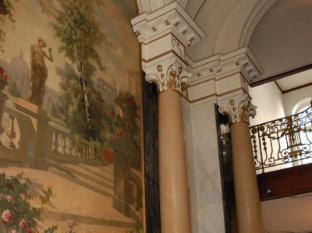 Hotel-Pension Savoy Berlin - Entrance