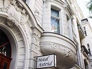 Hotel Astrid am Kurfuerstendamm Berlin - Ngoại cảnhkhách sạn