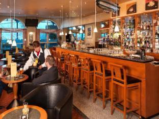 Dorint Airport-Hotel Berlin-Tegel Berlin - Hotel bar - Zeppelin