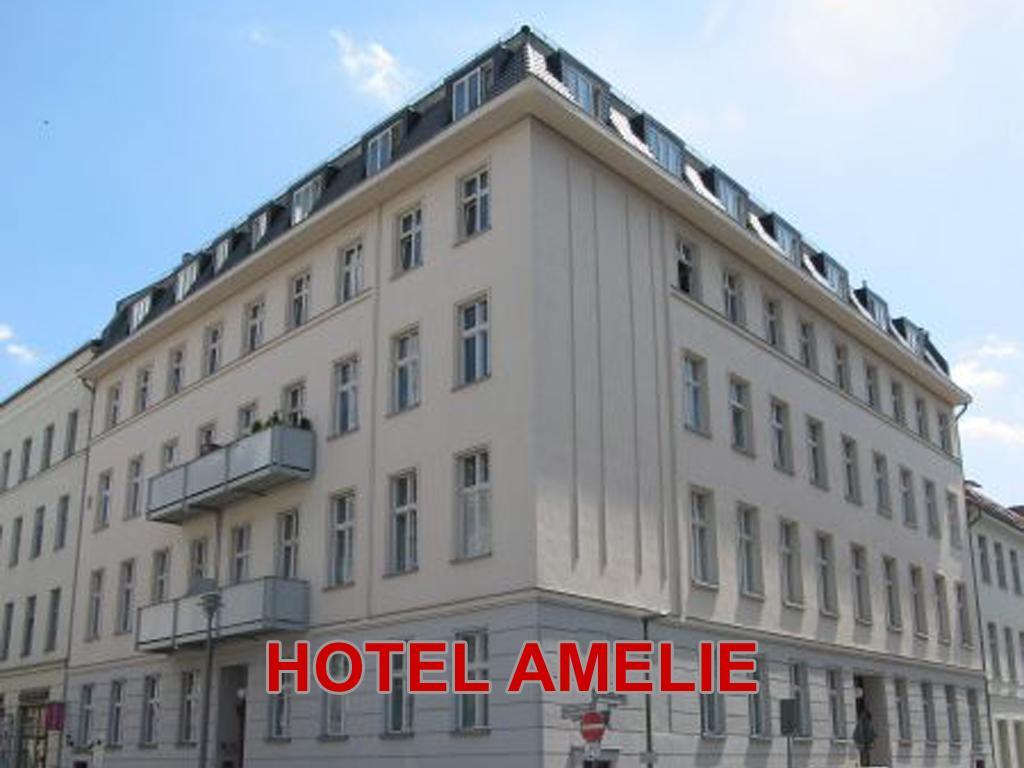 Hotel Amelie Berlin - Hotell och Boende i Tyskland i Europa