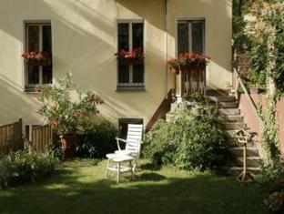 Hotel Pension Canaletto برلين - حديقة