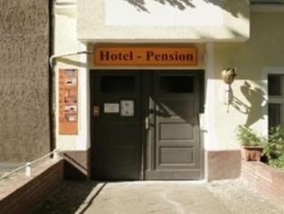 Hotel Pension Canaletto Berlin - Utsiden av hotellet