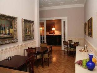 Hotel Alte Galerie Berliini - Hotellin sisätilat