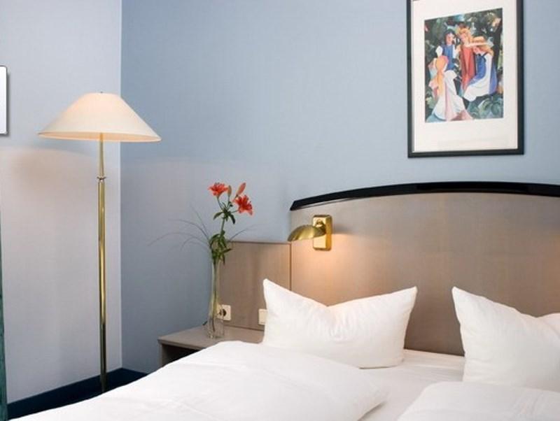 Hotel Alt Tempelhof - Hotell och Boende i Tyskland i Europa