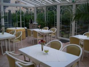 Gold Hotel am Wismarplatz ברלין - מסעדה