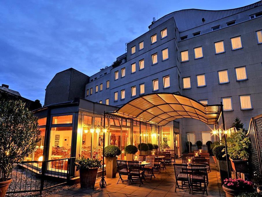 Hotel Ludwig van Beethoven Берлин - Фасада на хотела