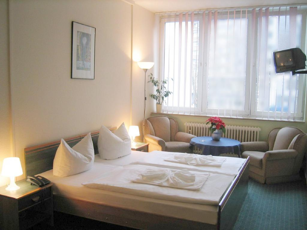 City Hotel Ansbach Берлин