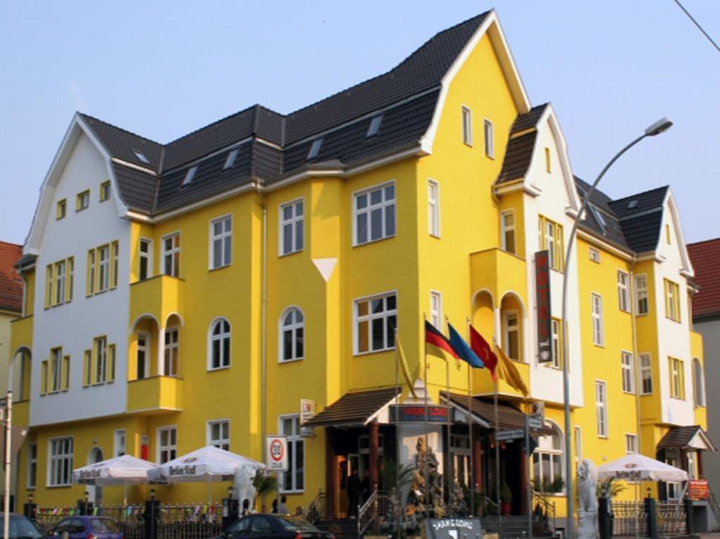 Entree Hotel Karlshorst - Berlin