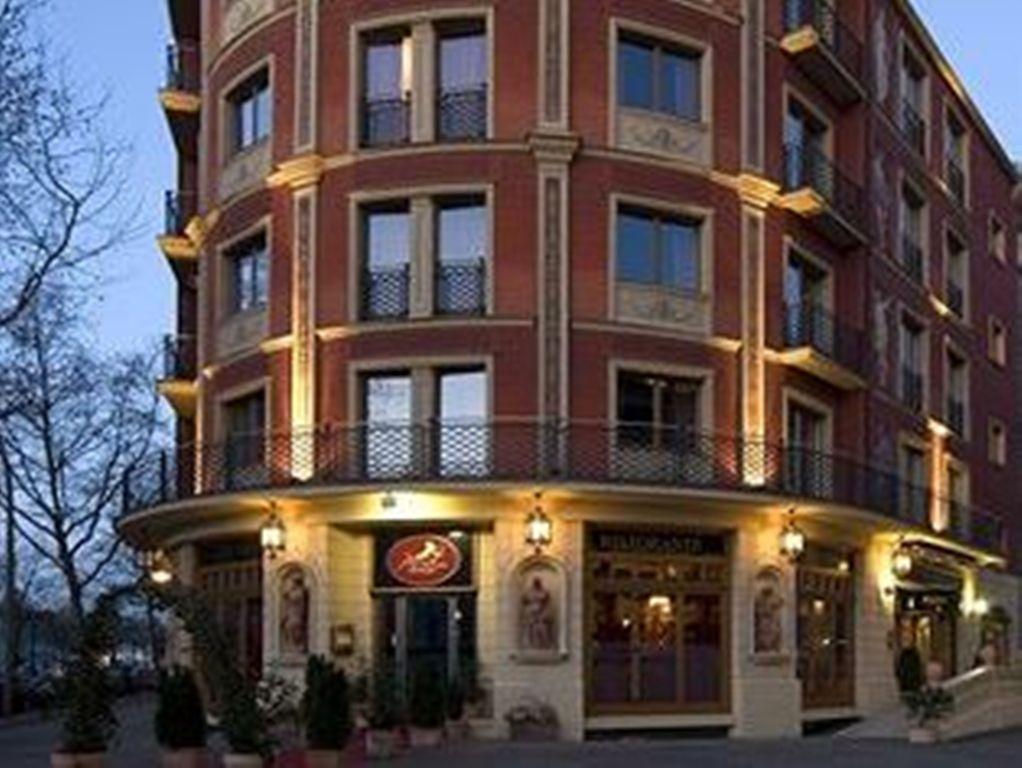 阿爾貝戈辛斯城市酒店