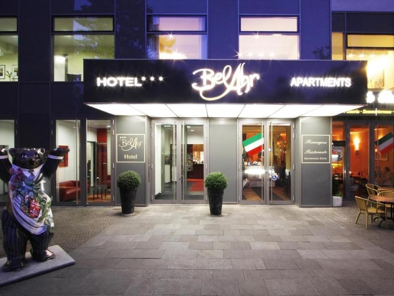 Hotel BelAhr am Potsdamer Platz ברלין