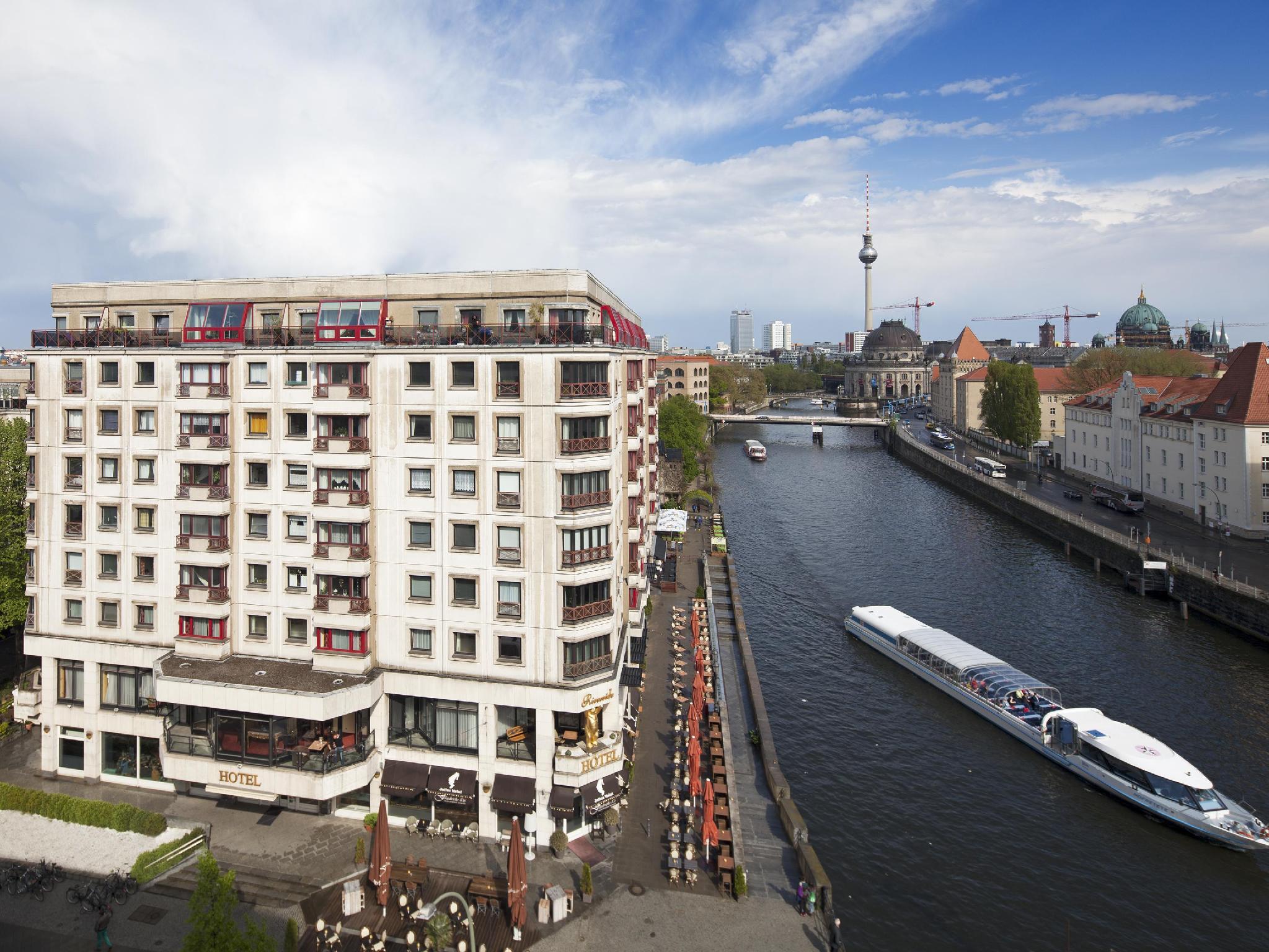 Riverside City Hotel & Spa - Hotell och Boende i Tyskland i Europa