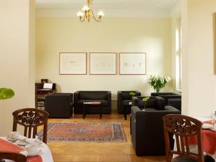 Hotel Hansablick Berliin - Hotelli interjöör