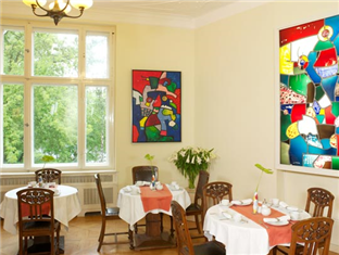 Hotel Hansablick Berliin - Restoran